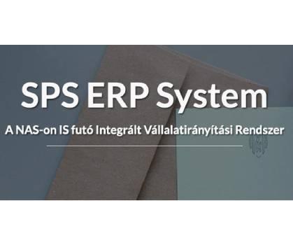 SPS ERP System Összetett több modulos rendszer